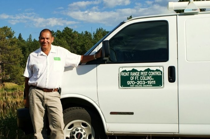 Pest control services for Fort Collins residences